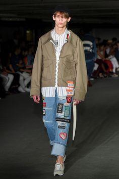 Miharayasuhiro Spring 2018 Menswear Collection Photos - Vogue