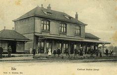 station Ede Centrum
