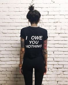 shirt black sassy writing white writing back print graphic tee graphic tee t-shirt tumblr grunge soft grunge punk tattoo punk rock black t-shirt