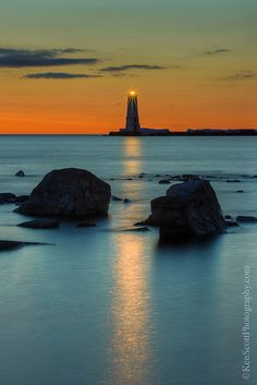 Frankfort Light ... 4-2-13 by Ken Scott, via Flickr