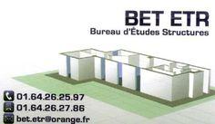 BET-ETR BUREAU D'ETUDES STRUCTURES - 77