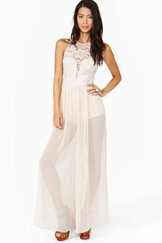 nasty gal. paramour lace jumpsuit. #fashion