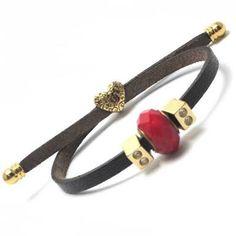 Resultado de imagem para pulseiras femininas em couro