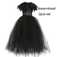 Dress Name, Witch Dress, Black Tutu, Dark Queen, Boho Festival Fashion, Spandex Dress, Tutu Costumes, Dresses With Sleeves, Dress Sleeves