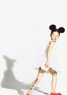 photo: Franck Malthiery for Vogue Niños España Primavera/Verano 2010
