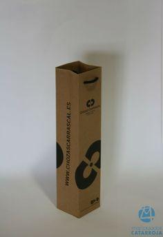 10dda7735 Las 63 mejores imágenes de Bolsas para botellas   Paper envelopes ...