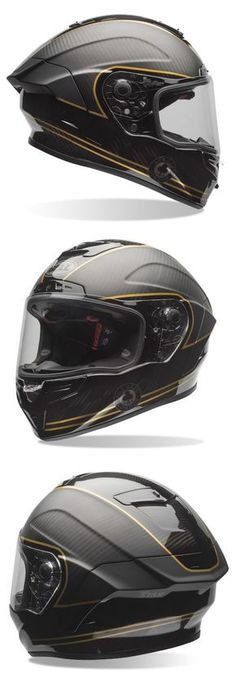 Bell Race Star Ace Cafe Speed Check Helmets Tall