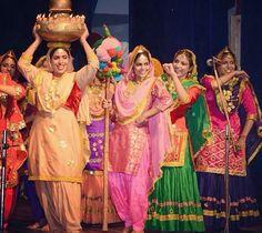 Punjabi gidha