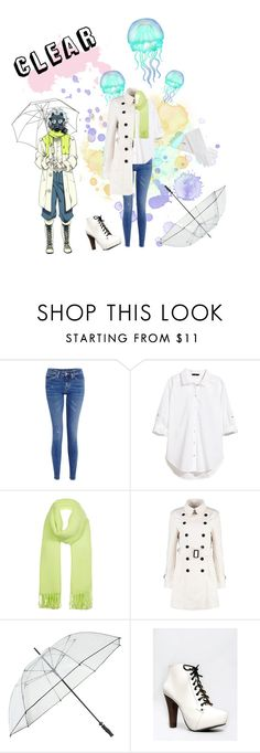 """Clear Casual Cosplay (DRAMAtical Murder / DMMd)"" by psychometorzi ❤ liked on Polyvore featuring Aoba, MiH Jeans, H&M, Mexx Metropolitan, Fulton and Qupid"