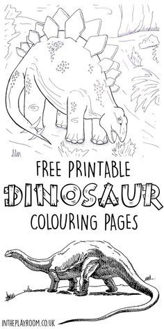Dinosaur Coloring Pages Kid Blogger Network Activities