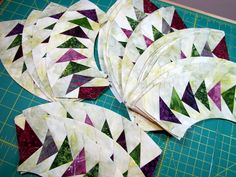 Every Paper Piecing Patterns Free angel   ... pattern. As many of you know, I adore paper piecing and her patterns