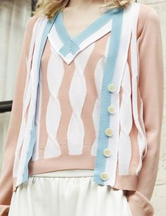 DecoriaLab : Sonia Rykiel Resort 2014 Details