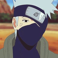 """Kishimoto described Kakashi as the """"model shinobi who teaches the principle of fate and how to accept it."""""""