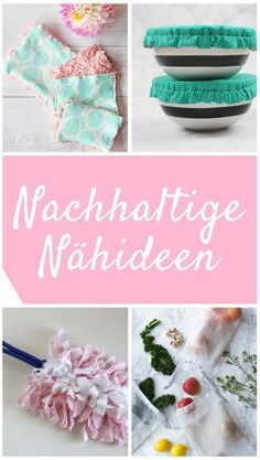 8 sewing ideas for more sustainability in everyday life DIY 8 Nähideen für mehr Nachhaltigkeit im Alltag Sewing Projects For Beginners, Sewing Tutorials, Sewing Hacks, Sewing Crafts, Sewing Tips, Diy Projects, Diy Fashion No Sew, Fashion Sewing, Sewing Patterns Free