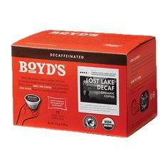 Medium-Dark Roast. Complex Flavour, simple natural water decaffeination process.   We're surrounded by crystal clear water, so we appreciate it. And you'll appreciate this 100% Rainforest Alliance Certified™ coffee. Organic certified. Not Keurig 2.0 Compatible. Our Keurig 2.0 Compatible Pods Available in 2015.