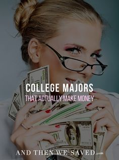College Majors that