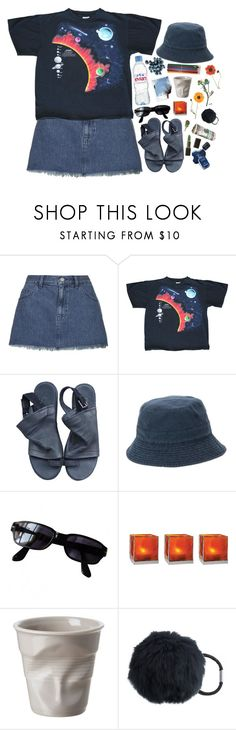 """""""Solar System"""" by lsaroskyl ❤ liked on Polyvore featuring Topshop, John Lewis, Persol, ...Lost, Cultural Intrigue, Revol, Paige Denim and Zooey"""