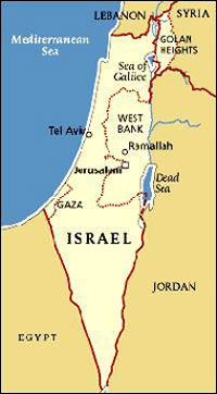 Isreal, West Bank, Gaza.  Some things people may not know about Isreal....