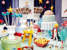 Festa Infantil Pequeno Principe
