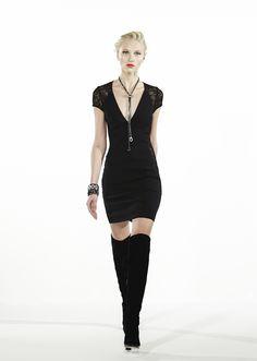 Azzaro Fall Winter 2013-2014: ONESTINE dress #azzaro