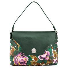 Oxford Rose Turnlock Handbag  | Cath Kidston |
