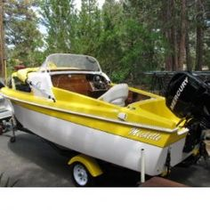Old Boats, Small Boats, Classic Boats For Sale, Glass Boat, Runabout Boat, Mercury Outboard, Cabin Cruiser, Boat Projects, Vintage Boats