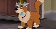 I got Nana! Which Disney Dog are You? | Oh My Disney