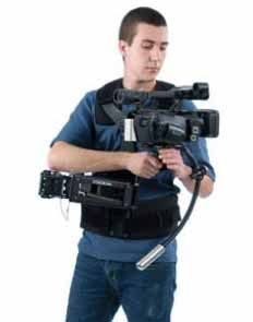 Steadicam Merlin Arm Vest & All-Metal Gimbal Available as Package with Merlin 2