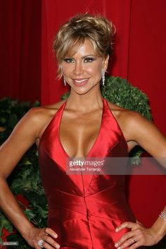 Actress Aylin Mujica attends the 2008 Billboard Latin Music Awards at the Seminole Hard Rock Hotel and Casino on April 10, 2008 in Hollywood, Florida.