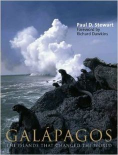 Excellent guide. Actually brought htis one along on the trip with us.  Galapagos: The Islands That Changed the World: Paul D. Stewart: 9780300122305: Amazon.com: Books