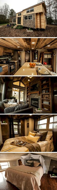 Marvelous and impressive tiny houses design that maximize style and function no 15 – DECOOR