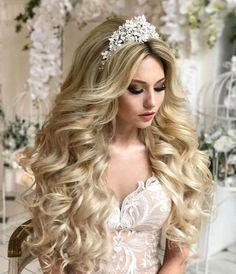 39 Melhores Imagens De Penteado Noiva Solto Penteado Noiva