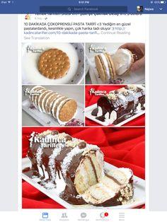 Cake Recipe in 10 Minutes, How To - sayinsumer - .- 10 Dakikada Pasta Tarifi, Nasıl Yapılır – sayinsumer – Cake Recipe in 10 Minutes, How To – sayinsumer – in is the - Pastry Recipes, Pie Recipes, Dessert Recipes, Chicken Recipes, Dinner Recipes, Healthy Recipes, Vegetarian Recipes, Breakfast Recipes, Biscuit Chicken Pot Pie