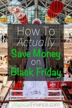 Are Black Friday dea
