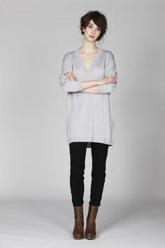NINETEEN//46 AW14 Boyfriend Sweater