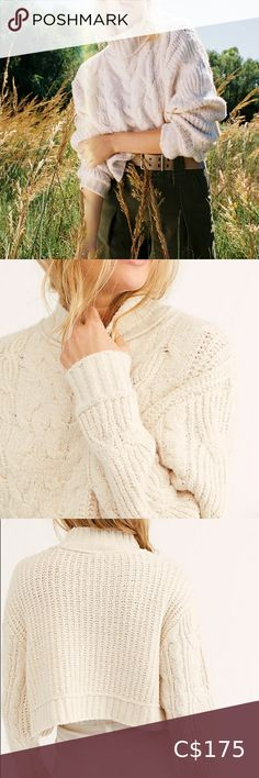 Free People Merry Go Round Sweater Free People Merry Go Round Sweater. New with Tag. Promotion: Buy 2 or more items and get one item under CAD$16 (mark as 🎁) for free. Plus 10% off on your whole order! Use Bundles to save! Just add the gift item to your bundle and deduct the price of the gift when you send me an offer. Free People Sweaters Cowl & Turtlenecks Loose Knit Sweaters, Zip Up Sweater, Cashmere Sweaters, Color Block Sweater, Floral Maxi Dress, Turtlenecks, Cowl, Promotion, Free People