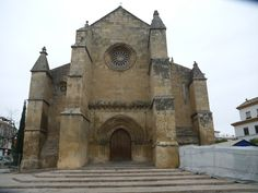 Iglesia de Santa Marina,Cordoba,España. www.bodegasmezquita.com
