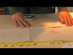 Cricut Expression Dust Cover (Step 2) - YouTube