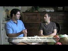 Interview with Jordan Rubin. Part 1 of 3 - YouTube