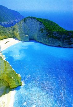 Zakynthos Island, Greece once justice has been served we can visit places like this! How relaxing! :) Work hard now, relax later Places Around The World, Oh The Places You'll Go, Places To Travel, Places To Visit, Around The Worlds, Dream Vacations, Vacation Spots, Dream Trips, European Vacation