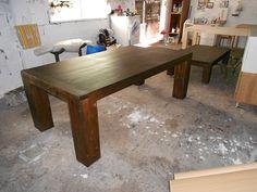 Κάντε click για μεγέθυνση Tables, Dining Table, Rustic, Furniture, Home Decor, Mesas, Country Primitive, Dinning Table, Table