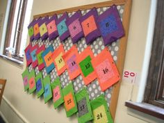 Really cool ideas in this post - Classroom organization