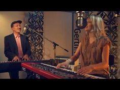 Da bist du (Lied zur Taufe/Tauflied) Sängerin Kiel - YouTube