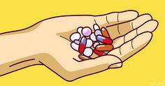 Así es como deberíamos usar realmente los 4 analgésicos más vendidos
