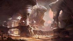 halo 5 Gardians images | Halo 5 Guardians Concept Art Wallpaper