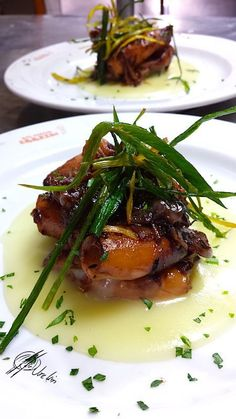 Tapas, Spanish Kitchen, Fish Stew, Lunch Specials, Weird Food, Fish And Seafood, Healthy Recipes, Healthy Food, Good Food
