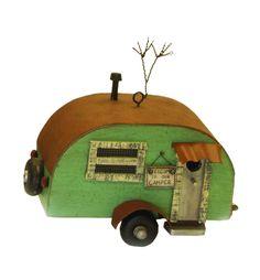 Small Vintage Camper