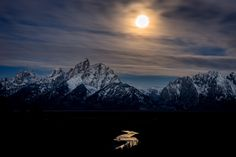 A photo series on the Grand Teton and Yellowstone national parks in Wyoming.
