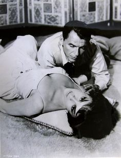 4 Vintage 039 Never So Few 039 Movie Photos Gina Lollobrigida Frank Sinatra CA 1959 | eBay