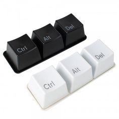Ctrl Alt Del Tastatur Cup Set von ProBESTDESIGN auf Etsy